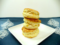 Jalapeno Cheddar Biscuits by KaceyCooks