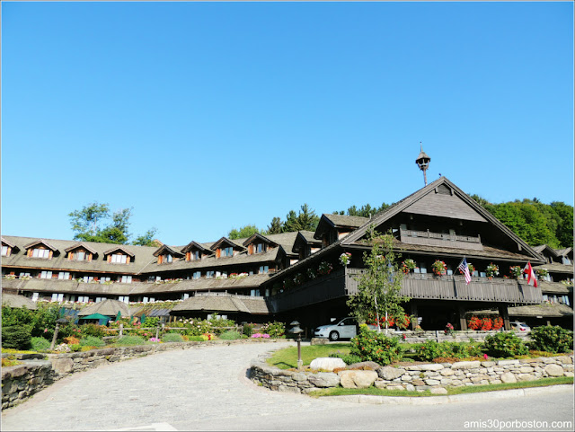 Trapp Family Lodge, Vermont