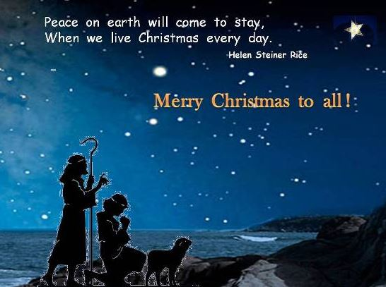 Christian Religious Christmas Pictures Image