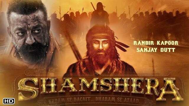 Shamshera Full Movie Cast Story Release date – Hotstar