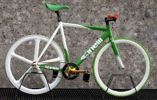 Cinelli Mash Green Limited Edition