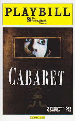 Cabaret National Tour Review