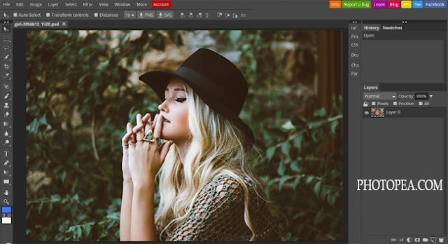 Fee Photoshop Alternatives Best Free Photo Editing Softwear And Photo Editors - How They Are Work