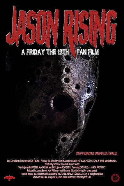 Jason Rising: poster