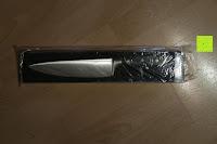 Verpackung: SKY LIGHT Kochmesser Profi 20 CM Küchenmesser Allzweckmesser Chefmesser Schärfsten Klinge Hochkohle Rostfreier Stahl Rutschfest Griff Köche Messer zum Schneiden Hacken