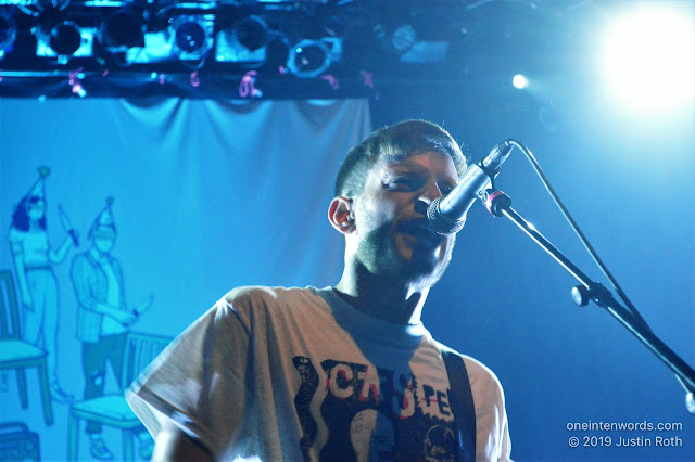 PUP at The Danforth Music Hall on June 8, 2019 Photo by Justin Roth One In Ten Words oneintenwords.com toronto indie alternative live music blog concert photography pictures photos