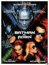 Batman & Robin (1997) Hindi - Tamil - English Movie Download BD-Rip 400MB