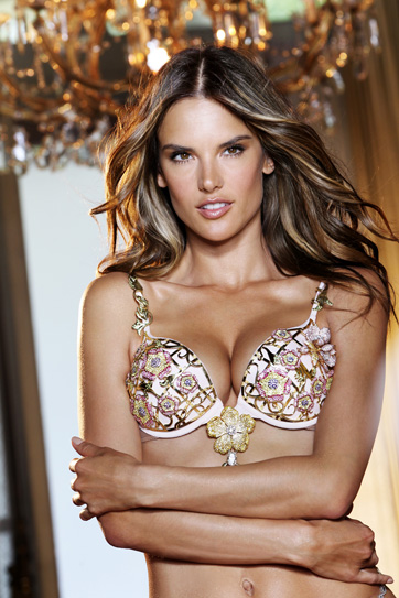 Alessandra Addiction Introduce You The Floral Fantasy Bra