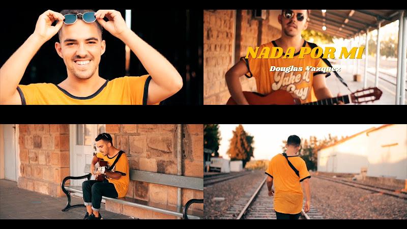 Douglas Vázquez - ¨Nada por mi¨ - Videoclip - Director: WantedMusic. Portal Del Vídeo Clip Cubano. Cuba.