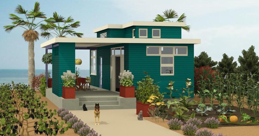 15 Desain Eksterior Rumah Sederhana Rumah Minimalis