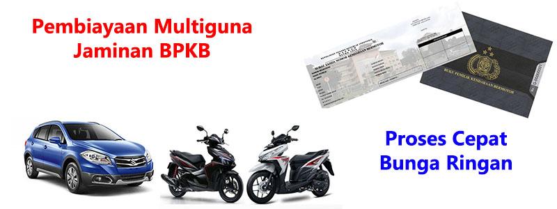 Pinjaman uang jaminan bpkb mobil dan motor online Subang ...