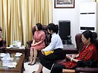 Drs H T Dzulmi Eldin S MSi MH Terima Kunjungan Konjen Republik Rakyat Tiongkok