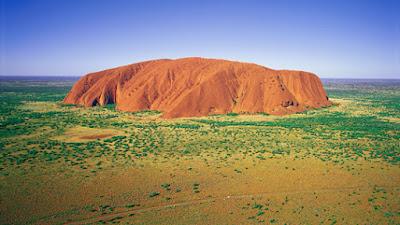 Uluru Kata Tjuta National Park -  Australia