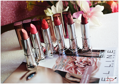 COLOR SENSATIONAL THE BLUSHED NUDES - MAYBELLINE