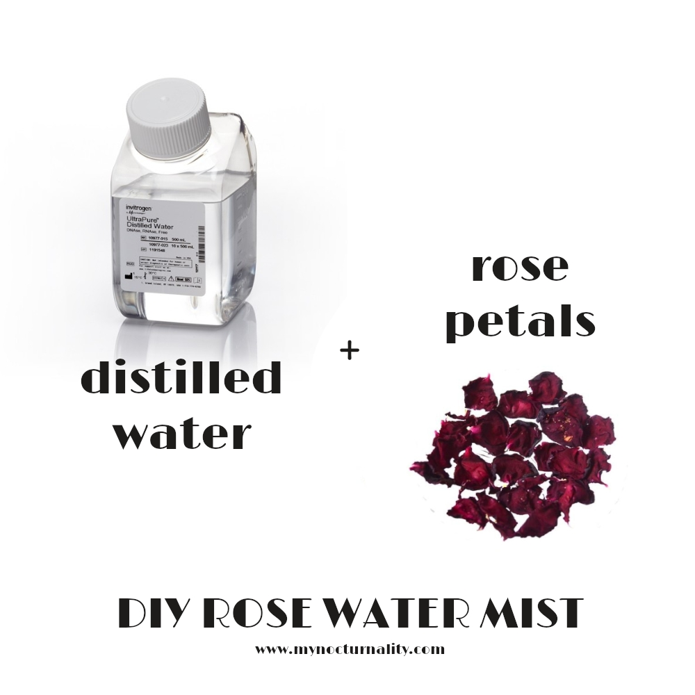 diy rose water mist for thirsty skin care recipe