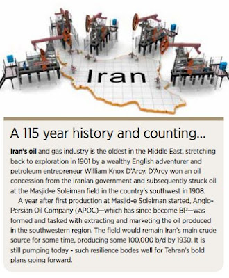 A 115 Years history and counting - Iran