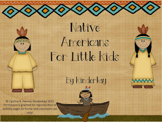 https://www.teacherspayteachers.com/Product/Native-American-Crafts-and-Activities-for-Young-Children-165447