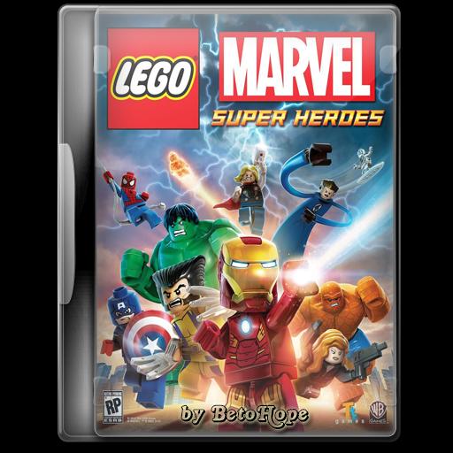 LEGO Marvel Super Heroes Full Español