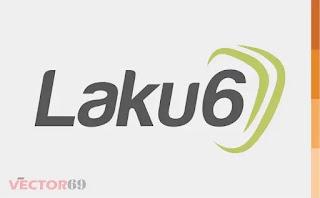 Logo Laku6 - Download Vector File AI (Adobe Illustrator)