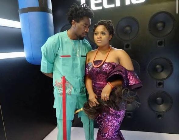 Evicted Big Brother Naija housemate, Tega and Boma