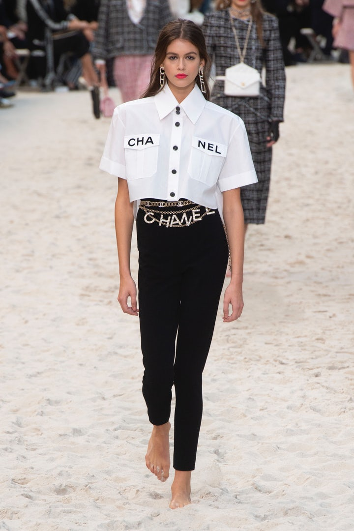 Eniwhere Fashion - PFW - Spring19 - Chanel