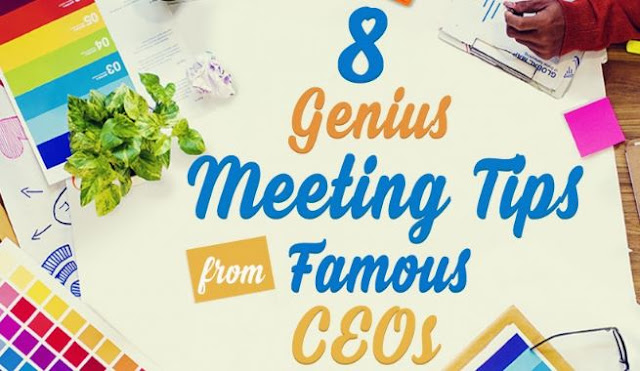 top ceo advice on business meetings
