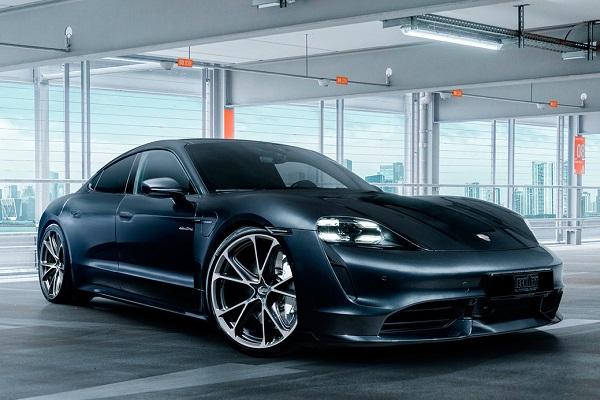 TechArt Porsche Taycan