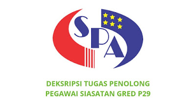 Gaji, Kelayakan & Tugas Penolong Pegawai Siasatan P29