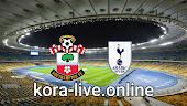 مباراة توتنهام وساوثهامتون بث مباشر بتاريخ 21-04-2021 الدوري الانجليزي