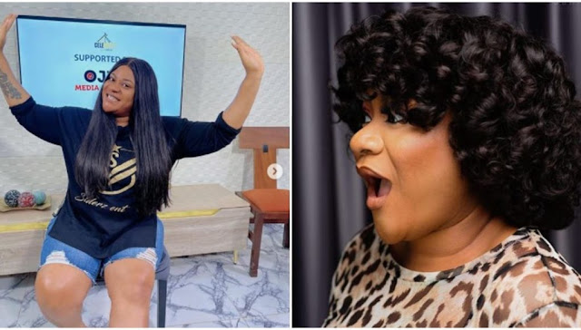 Most of my colleagues have stopped Talking to me- Actress Nkechi Blessing cries out