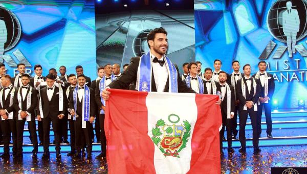Mister Supranational 2021 es Perú
