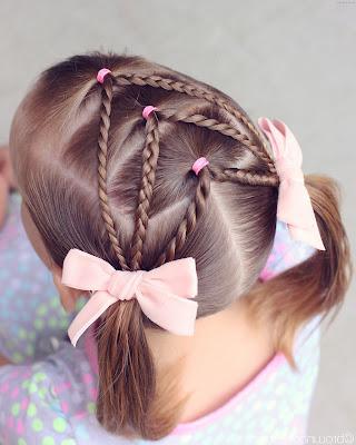 Peinados de Niña