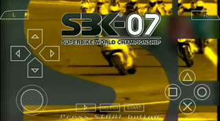 SBK-07 SuperBike World Championship ISO PPSSPP