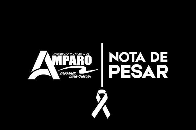 Prefeitura de Amparo emite Nota de Pesar pelo falecimento do Senhor Antônio Laurindo Lira
