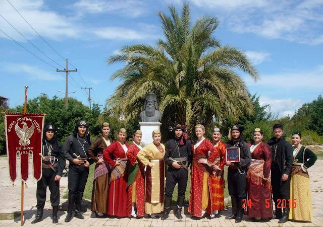 Εκδηλώσεις Μνήμης για την Γενοκτονία των Ελλήνων του Πόντου, στην Πάτρα