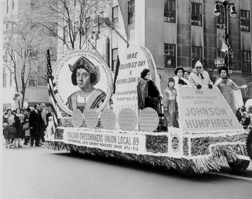 Interesting History Of Columbus Day Parade