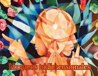 Rompan los bloqueos tridimensionales abriendo la puerta de sus corazones con la llave del Amor Incondicional a sí mismos, así destraben la cerradura mental, puedan evolucionar y salir de las creencias limitantes.