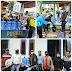 Cegah Penyebaran Covid 19, Fikar Azami Alokasikan Bantuan Peralatan Cuci Tangan di Pangkalan Ojek Kota Sungai Penuh