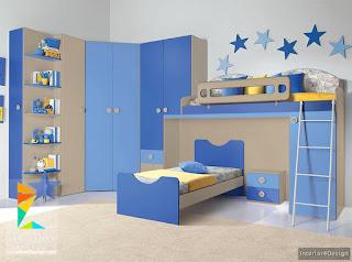 Modern Children's Rooms 48