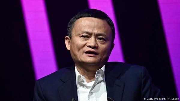 Jack Ma dan Sederet Pengusaha yang Hilang Usai Kritik Pemerintah China