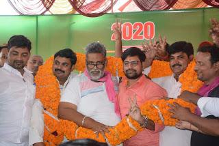 पप्पू यादव ने जातिगत सहभागिता के आधार पर 94 सीटों का किया बंटवारा, दलित राजनीति को खत्म करने की हो रही है साजिश: पप्पू यादव