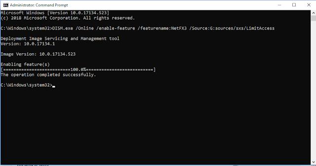 Cara install .NET Framework 3.5 Offline tanpa harus tersambung dengan jaringan internet. Cara ini sangat mudah dan dijamin berhasil 100%. Gratis. abiebdragx
