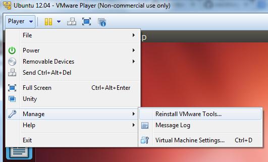 vmware tools linux 9.2.0