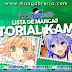 Lista de mangas de Editorial Kamite (Actualizada 16/09/20)