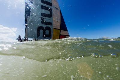 Volvo Ocean Race à Itajai