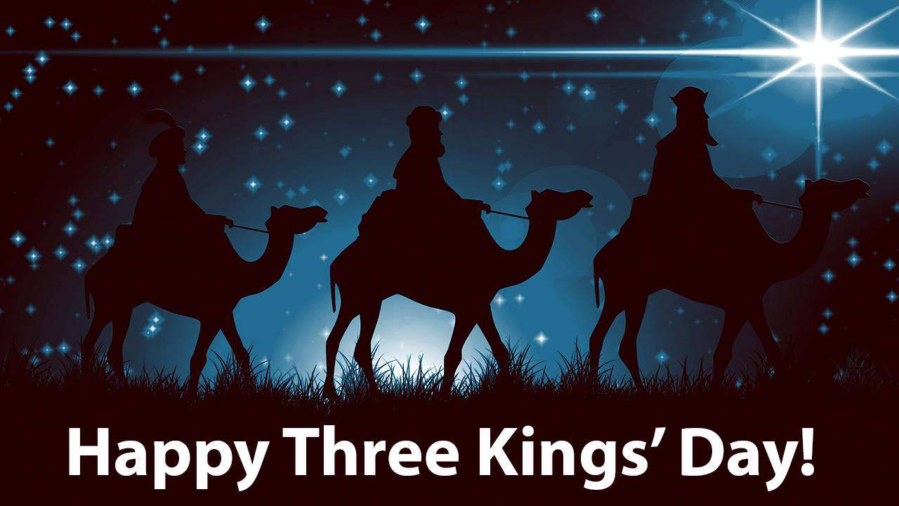 Three Kings Day Wishes