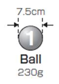 Ukuran Bola Gateball Beserta Penjelasannya