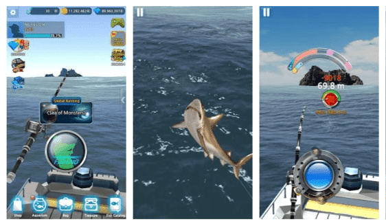 Monster Fishing 2020 Mod Apk