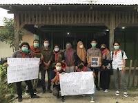 Hari Kelima Galang Dana, Mapala Pro Justicia Nyaris Kumpulkan Rp. 4 Juta dari Pengendara