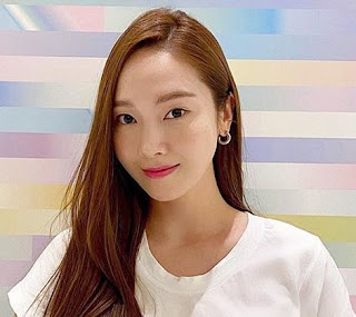 jessica jung thanks to challenge